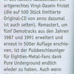 Review Rock Hard Januar 2014